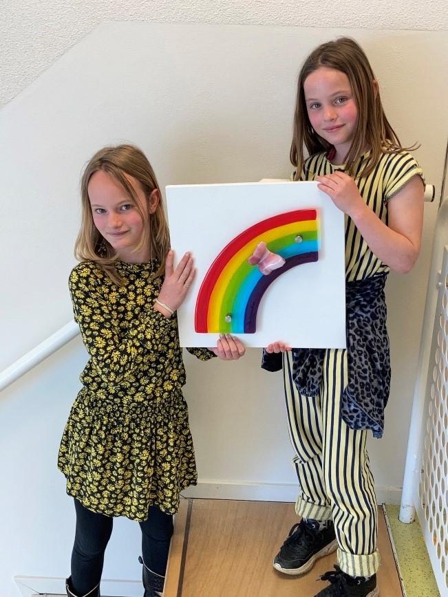 de linde regenboog